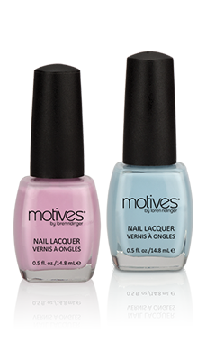 Motives Watercolors Nail Laquer