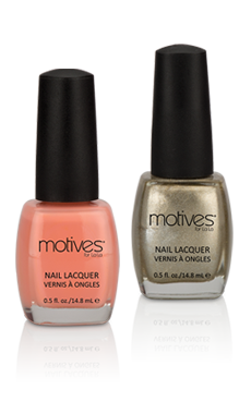 Motives for La La Watercolors Nail Laquer