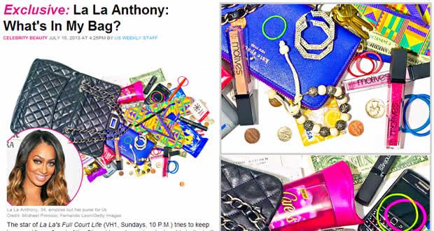 La-La-Anthony-Whats-In-My-Bag