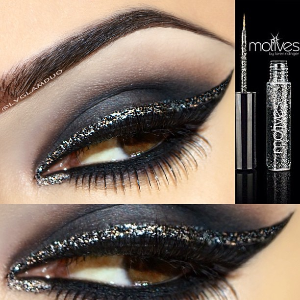 intense glitter eyes