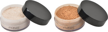 Motives and Motives for La La Translucent Loose Powders