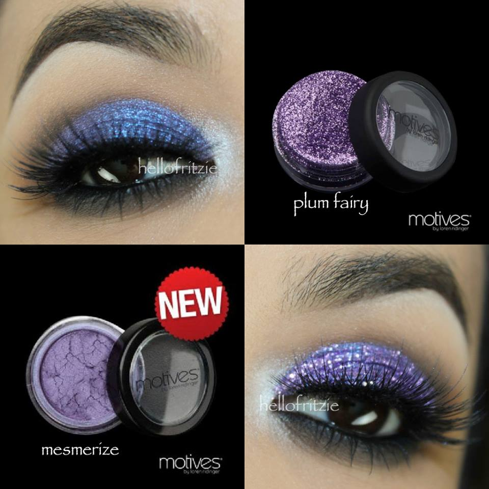 Mesmerize and Plum Fairy