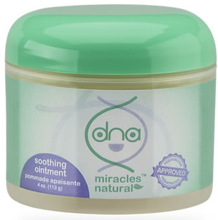 DNA Miracles Natural Soothing Ointment