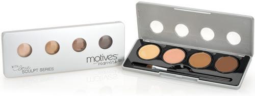 Limited Edition Motives Mavens Sculpt Series Palettes