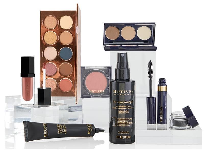 Motives Cosmetics Fast Start Kit for the UK