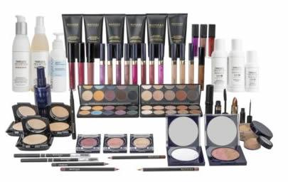 Motives cosmetics manual for 2014