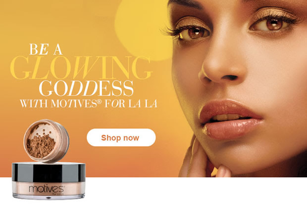 Motives for La La Glowing Goddess