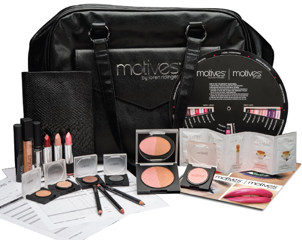 Motives Beauty Advisor Starter Kit