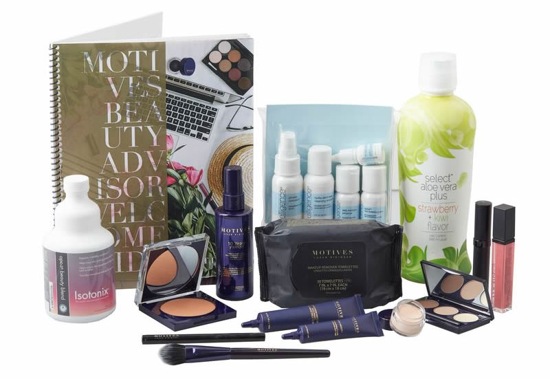 Motives Beauty Advisor Application Kit