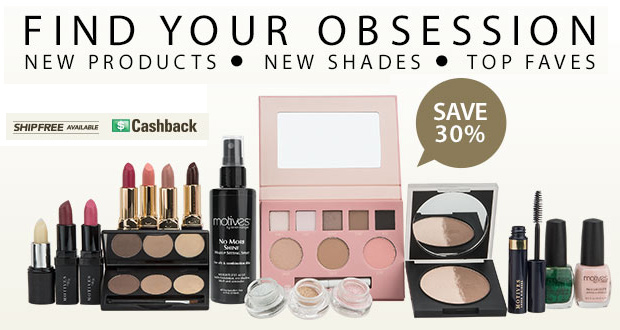 The Motives Beauty Obsessed Kit